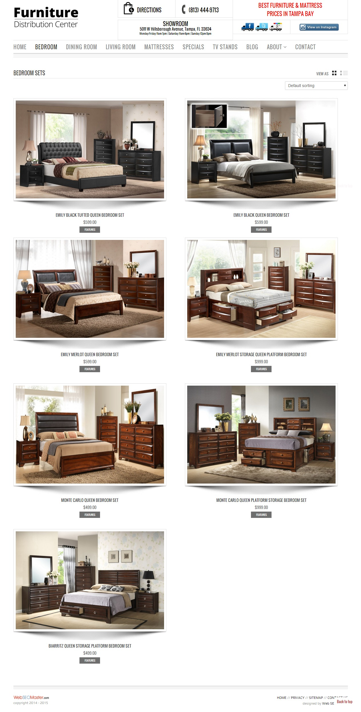 Furniture Distribution Center Viralweb Web Design And Seo Services Call 678 995 5516