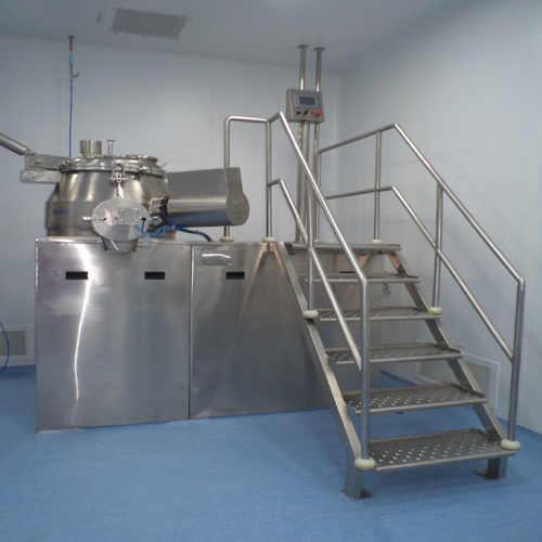 Vitamin Design Rapid Mixer And Granulator