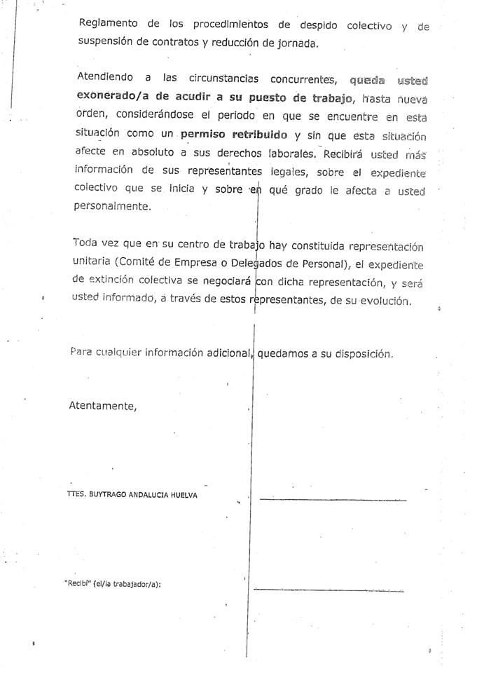 La Delegación de Sevilla se niega a firmar el documento \u2013 Mi aletheia