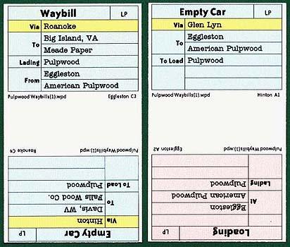 Waybills