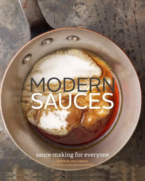 sauces book cover