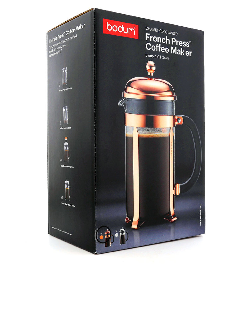Bodum Tassen Bodum Chambord Coffee Maker 1l Coffee And Tea House Virgin