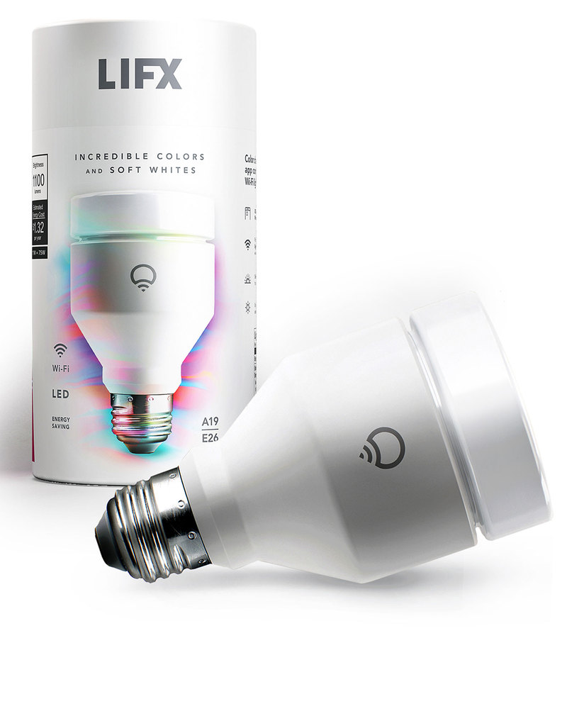 Smart Led Bulb Lifx E27 Wi Fi Smart Led Light Bulb