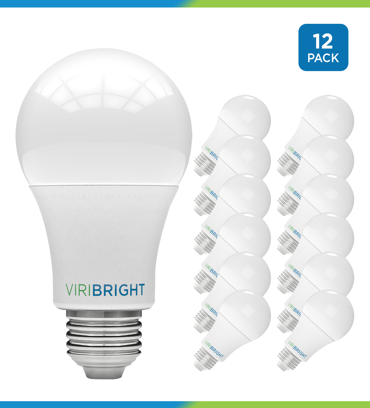 60w Light Bulb 60w Led Light Bulb Pack Of 12