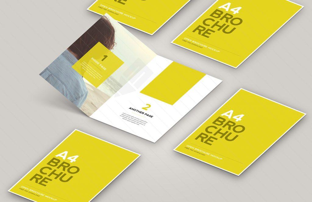 Brochure Design, Flyer Design, Leaflet Design-Virutal Diplomats