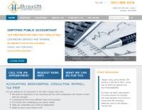 Hytrek CPA - Accountant Website Design   Virtually ...