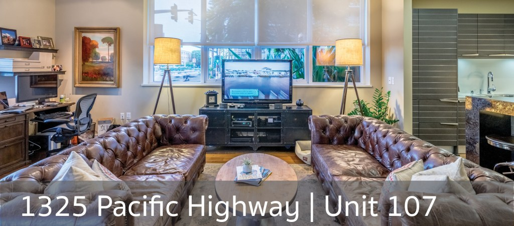 1325 Pacific Highway Unit 107
