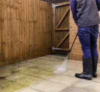 How to Clean a Concrete Patio   Roseville Real Estate ...