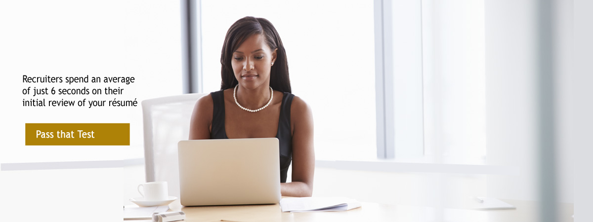 Virtual Resumes We know what recruiters are looking for