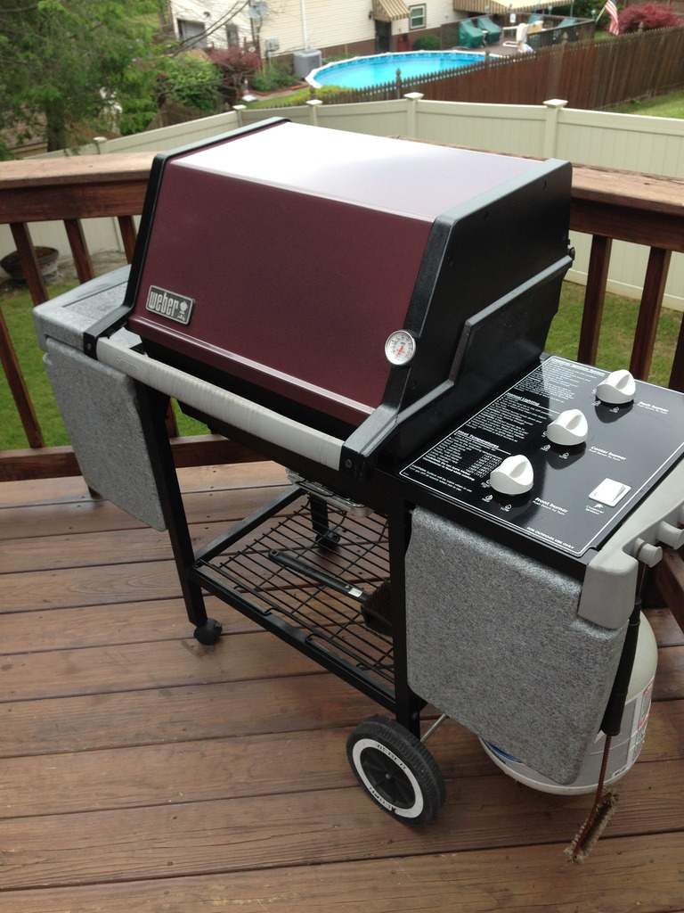 Bbq Weber Genesis Restore Archives The Virtual Weber Gas Grill