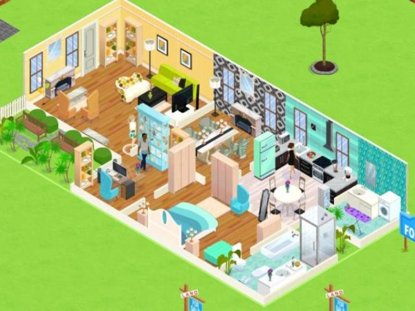 Interior Design Games - Virtual Worlds for Teens - home design game