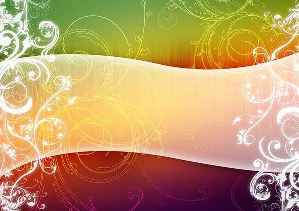 Abstract Design  Abstract Colors Background (Vol12) - Bright - abstract powerpoint template