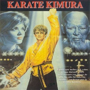 karate kimura (front)
