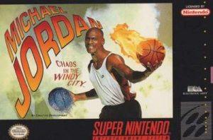 Alley-oop de hielo y fuego (¿?) Michael también quiso ser personaje lamentable de videojuego