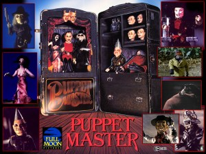 puppet master wall