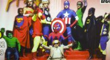 Marvel y DC se adueñan del circo