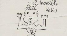 Los mundos de Keko: dibujos de un crío desconocido