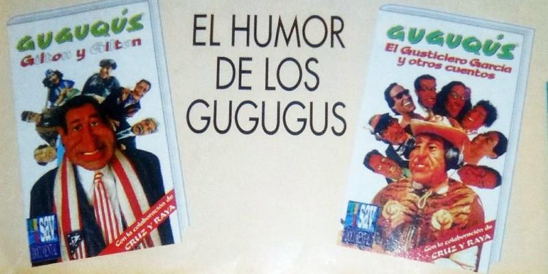 Series perdidas de Viru: Los Guguqús o los muñecos de T5
