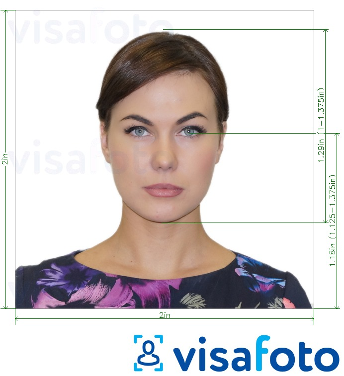 US passport photo 2x2 inches requirements and tool