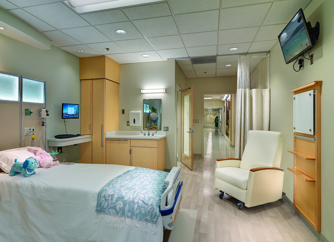 Over The Sink Lighting Healthcare Lighting | Luminaires For Healthcare Design