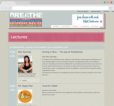 breathe-lectures
