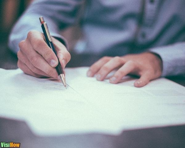 Write an Apology Letter to Your Boss or Company - VisiHow