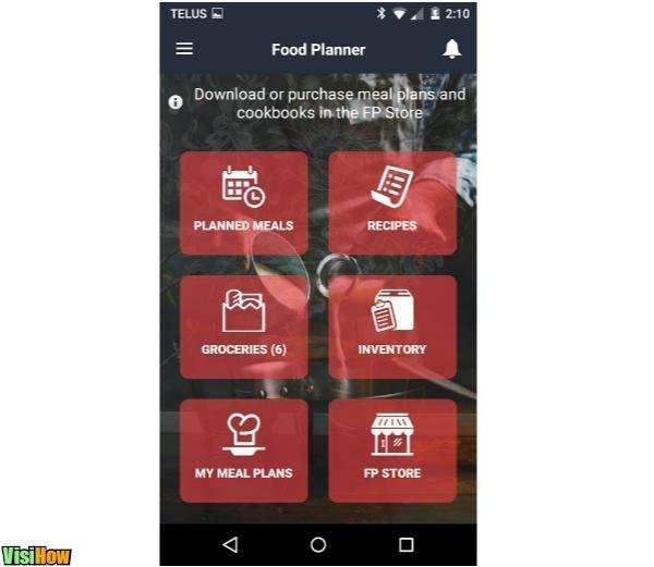 Recipe Storage Apps for Android Pepperplate vs Food Planner vs