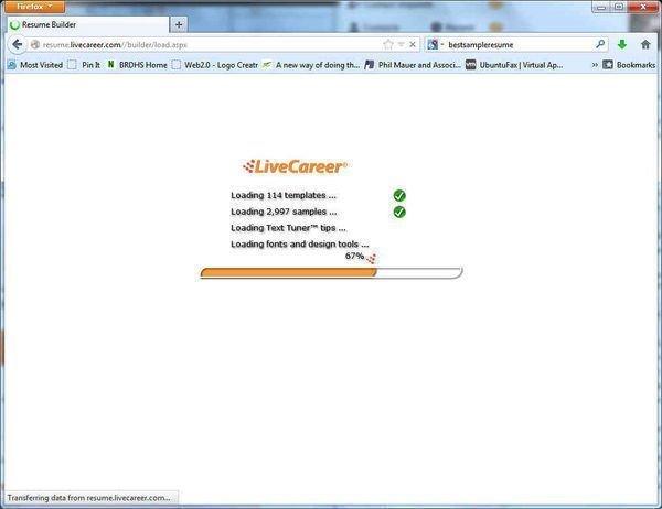 Build a high quality free resume with LiveCareeru0027s free resume - livecareer cancel