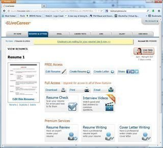 resume builder free no sign up careers news and advice from aol finance free resume with resume builder sign in