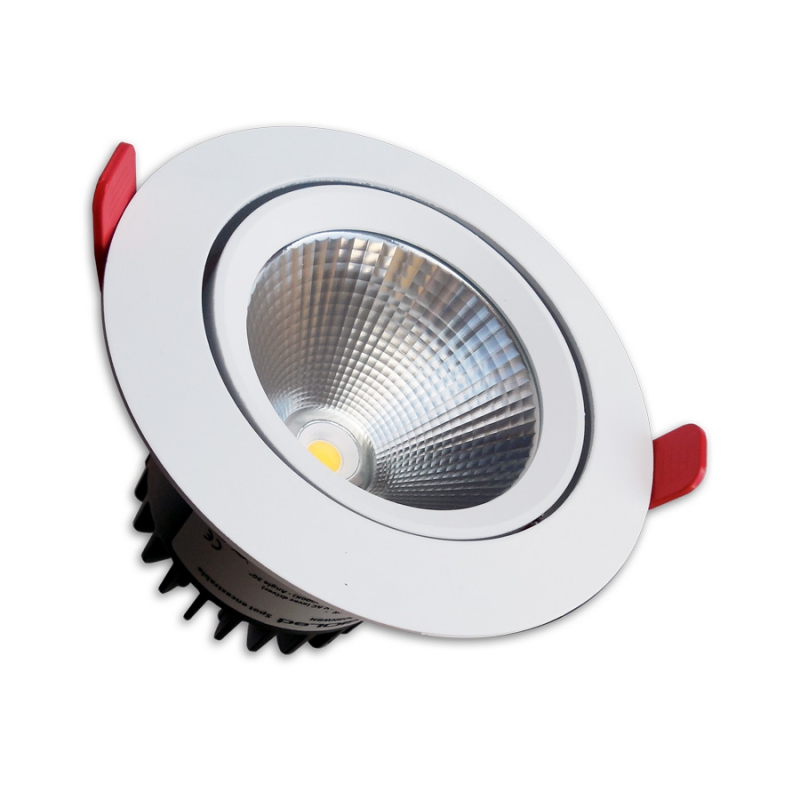 Spot Led Encastrable 20w Orientable - Spot Led Video