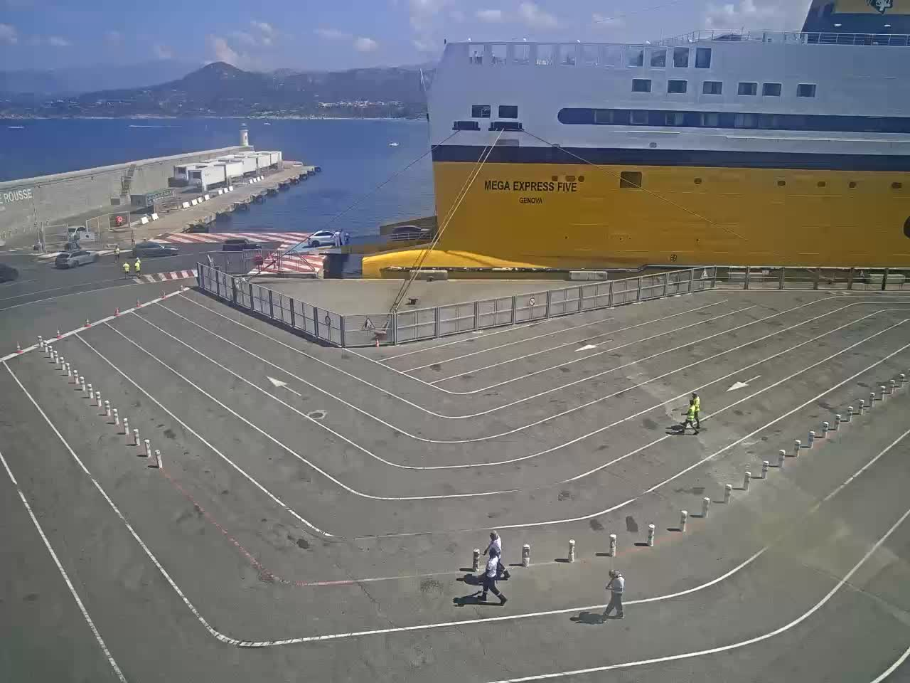 Webcam Toulon Webcam L'ile Rousse - Corse - France - Vision-environnement