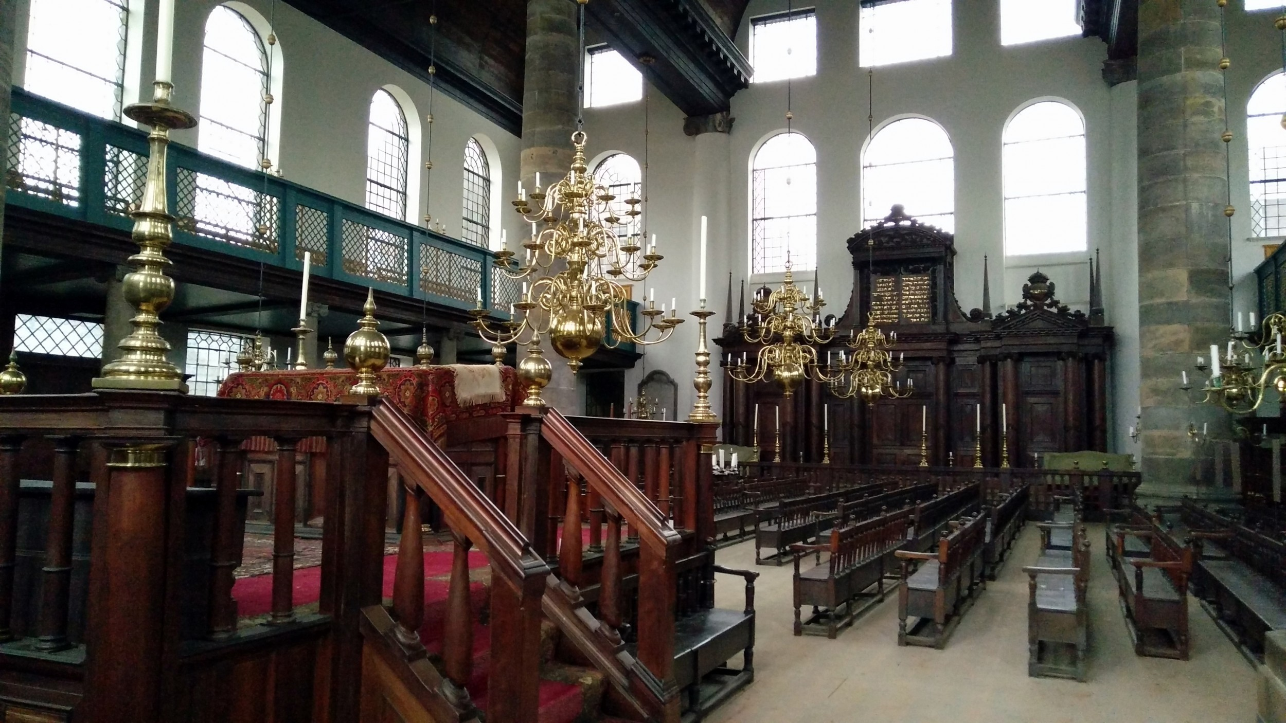Amsterdams Museum Jewish Portuguese Synagogue : Amsterdam | Visions Of Travel
