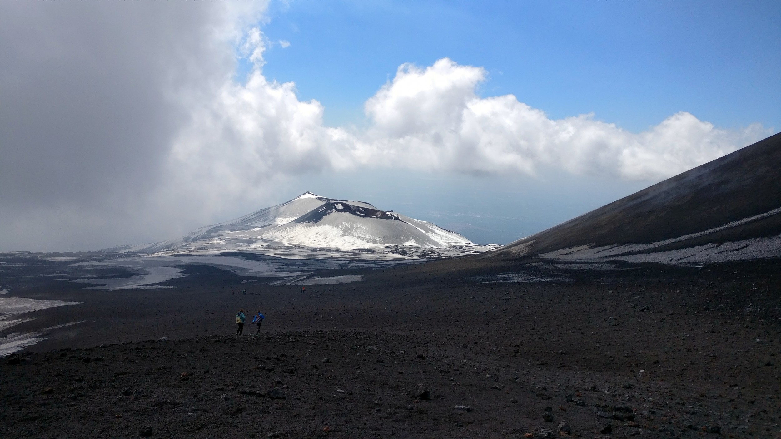 Etna Avance Mount Etna Sicily Visions Of Travel