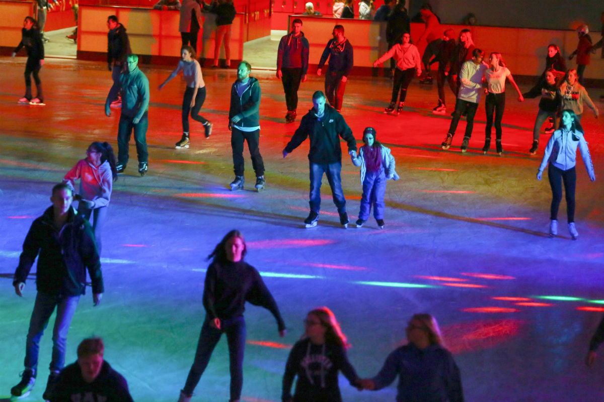 Herschelbad Mannheim Active In Mannheim Winter Sport Hotspots For All Ages