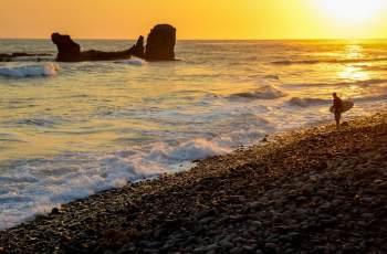 playa el tunco el salvador