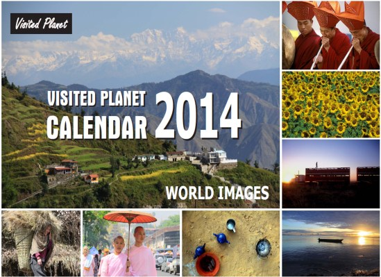 Cover - 2014 calendar