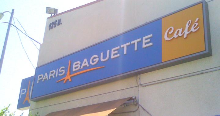 Paris Baguette North Koreatown Koreatown La
