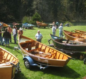 Wooden boats 1
