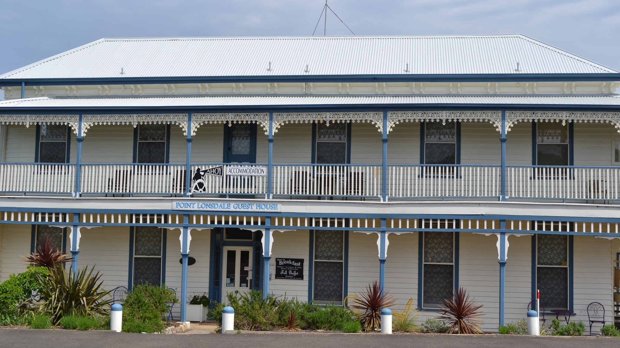 House Accommodation Point Lonsdale Guest House Accommodation Geelong The Bellarine