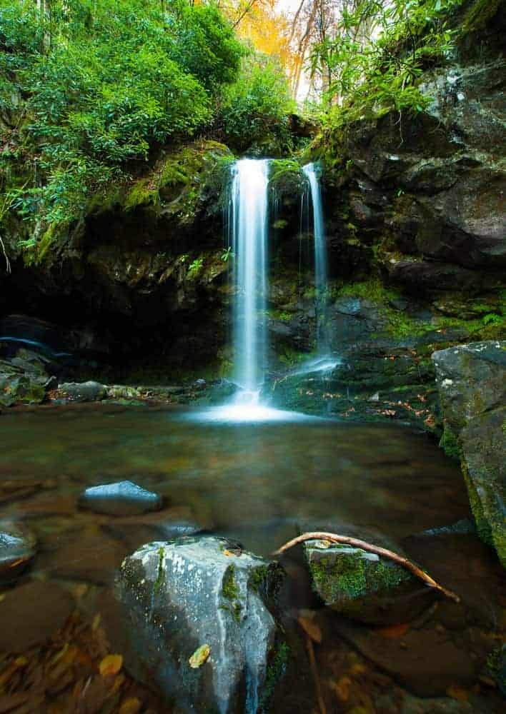 Fall In The Smokies Wallpaper Top 9 Smoky Mountain Hiking Trails With Waterfalls