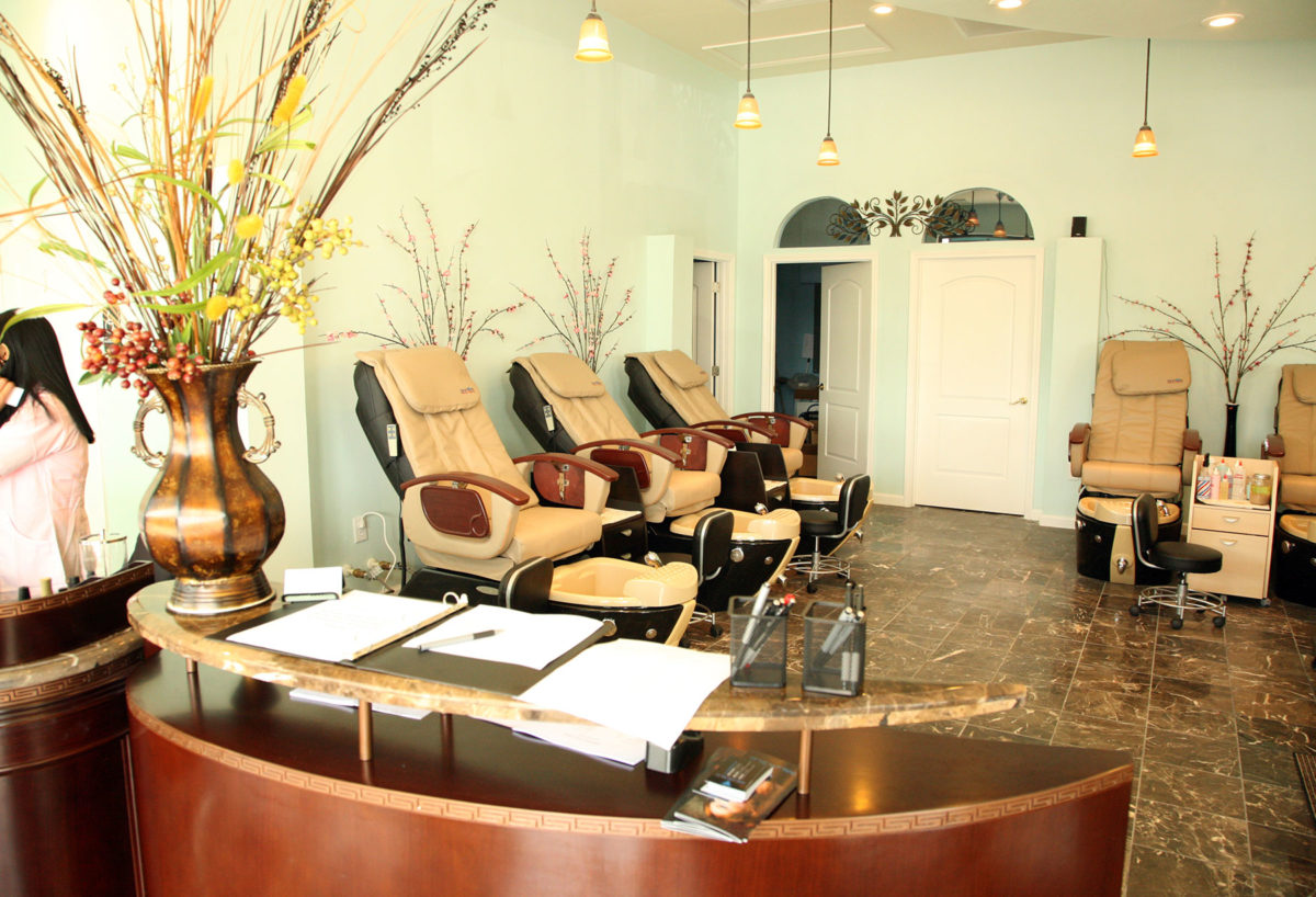Nail Salon Midtown Nail Spa North Hills