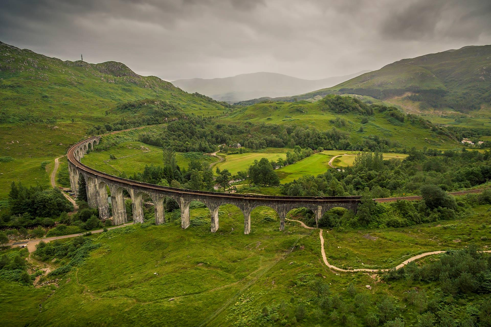 Skye Schottland Iconic Harry Potter Film Locations - An Itinerary