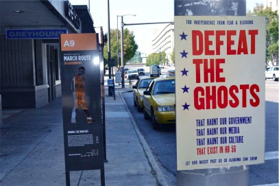 Defeat the Ghosts in Birmingham Alabama