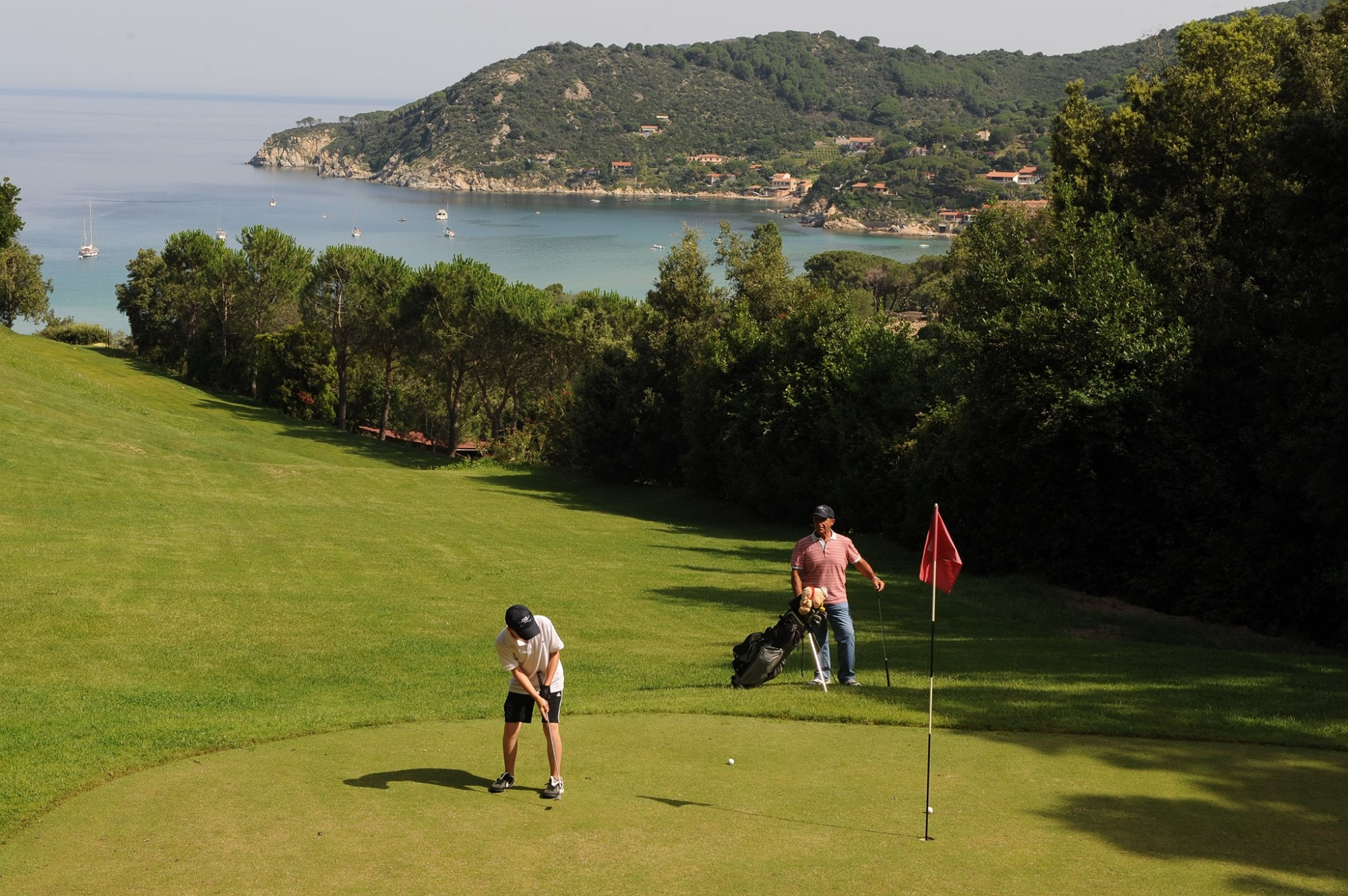 Golf Club Hermitage All Isola D Elba Visit Tuscany