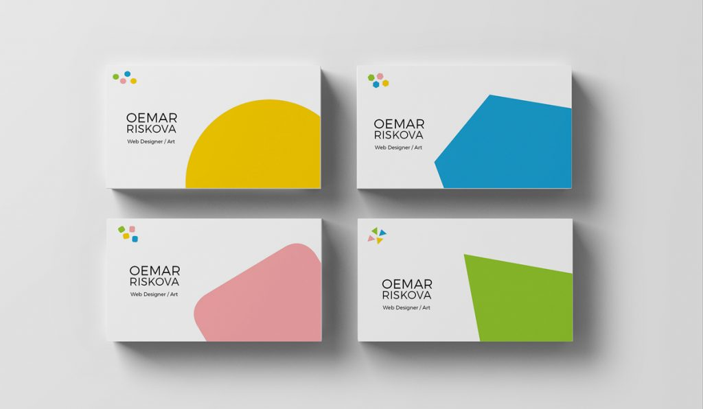 Business Card Design Inspiration 60 Eye-Catching Examples Visual