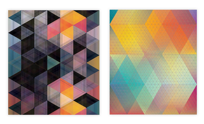 40 Beautiful Geometric Patterns and How to Apply Them to Your