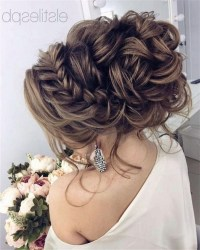 15 Best Wedding Updos For Long Hair
