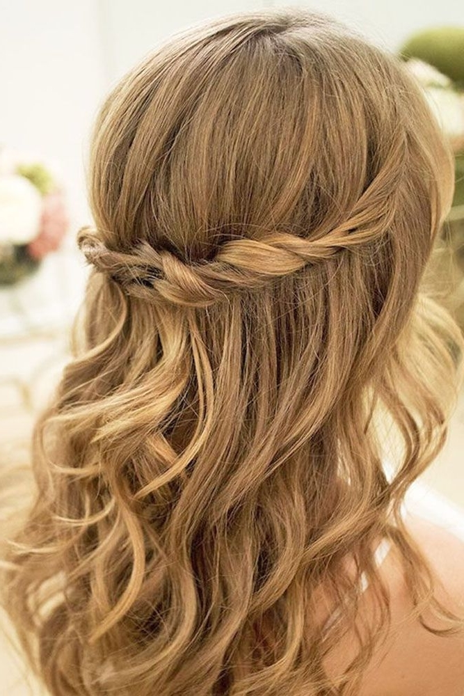 Bridesmaids Hairstyles For Mid Length Hair - Best Hairstyle 2018