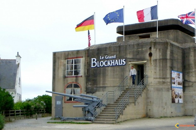 Www Blockhaus De Photo : Batz-sur-mer: Le Grand Blockhaus