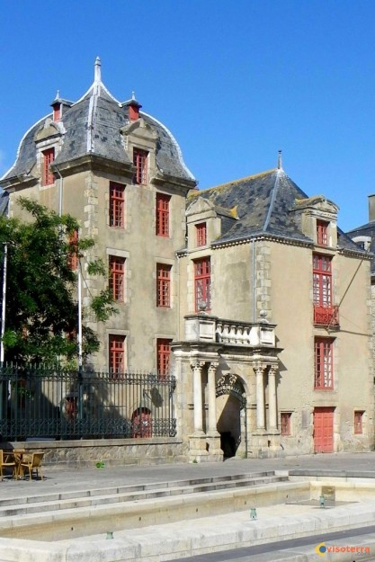 Photo Le Croisic Ancien Hôtel De Ville - Hôtels Le Croisic France